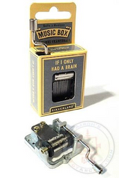 If Only I Had  Brain Music Box