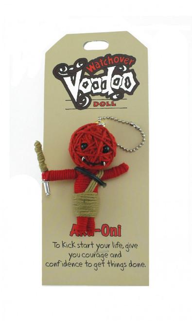 Watchover Voodoo Aka-Oni