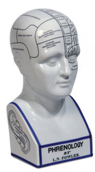 Phrenology Head (large)