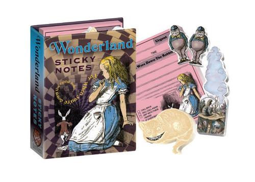Wonderland Sticky Note Set