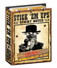 Stick 'Em Ups- Sticky Notes Booklet