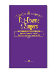 Put-Downs & Zingers Cover