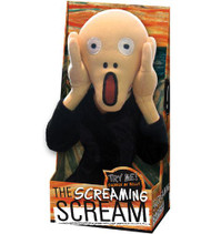 Screaming Scream Doll
