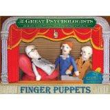 The Great Psychologists Finger Puppet Set