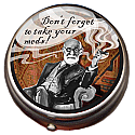 Freud Pill Box