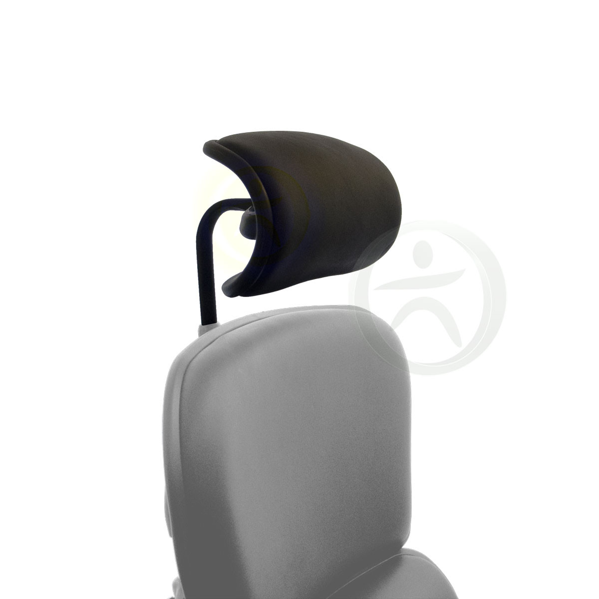 Incredible Raynor Ergohuman Chair Replacement Leather Headrest For Le9Erg Ibusinesslaw Wood Chair Design Ideas Ibusinesslaworg