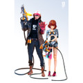 BLACK 13 PARK FUJITA-KUN AND YOU KO'S OTAKU FANTASY WAR 1/6 SCALE ACTION FIGURES SET