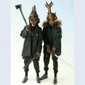 BLACK 13 PARK THE BEETLE BROTHERS 1/6 SCALE ACTION FIGURES SET
