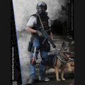 SOLDIER STORY HK SDU CANINE HANDLER 1/12 SCALE ACTION FIGURE SSM-003