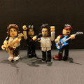 "BROKKER ""RAGE AGAINST THE MACHINE"" NON-SCALE BLOCK FIGURE SET"