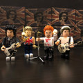 "BROKKER ""SEX PISTOLS"" NON-SCALE BLOCK FIGURE SET"
