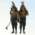BLACK 13 PARK THE BEETLE BROTHERS SPECIAL EDITION (WITH DEVIL COLLECTION EXPANSION PACK) 1/6 SCALE ACTION FIGURES SET