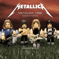 "BROKKER ""METALLICA"" 1989 NON-SCALE BLOCK FIGURE SET"