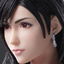 Square Enix Final Fantasy Vii Remake Play Arts Kai Tifa Lockhart Action Figure Hobby Galaxy