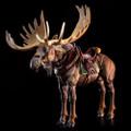 "FOUR HORSEMEN STUDIOS - MYTHIC LEGIONS: ILLYTHIA - ALDER (MOOSE) 6"" SCALE ACTION FIGURE"