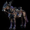 "FOUR HORSEMEN STUDIOS - MYTHIC LEGIONS: ILLYTHIA - PHOBUS (HORSE) 6"" SCALE ACTION FIGURE"