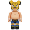 MEDICOM TOYS BE@RBRICK FIRST GENERATION TIGER MASK 400% VINYL FIGURE