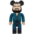 MEDICOM TOYS BE@RBRICK THE BOYS BILLY BUTCHER 400% VINYL FIGURE