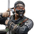 "LEVEL52 STUDIOS GHOST OF TSUSHIMA - JIN SAKAI 9.75"" POLYSTONE STATUE"