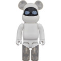 MEDICOM TOYS BE@RBRICK DISNEY WALL-E EVE 400% VINYL FIGURE