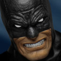 BEAST KINGDOM DYNAMIC 8CTION HEROES DAH THE DARK KNIGHT 1/9 SCALE ACTION FIGURE DAH-043