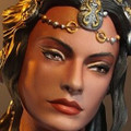QUARANTINE STUDIO DEJAH THORIS PRINCESS OF MARS 1/5 SCALE STATUE