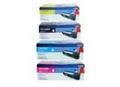 Brother TN-348 Colour 4 Pack Bk,C,M,Y Toner Cartridges - refer to singles for yields