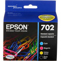 Epson 702 4 Colour Ink Pack