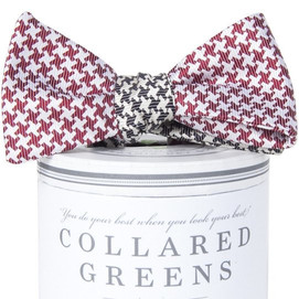 Collared Greens Gatsby Gameday Mixer Bow Tie