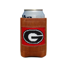 Smathers & Branson UGA Can Cooler - Red