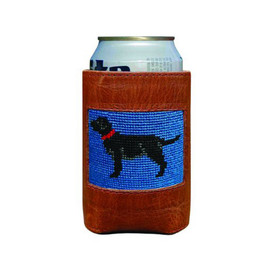 Smathers & Branson Black Lab Can Cooler