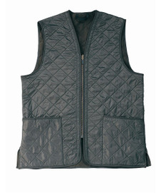 Barbour Polarquilt Vest/Zip-In Liner - Green