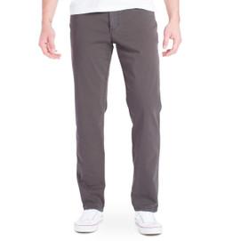 Johnnie-O Sawyer Cotton Stretch 5 Pocket Jean - Pewter