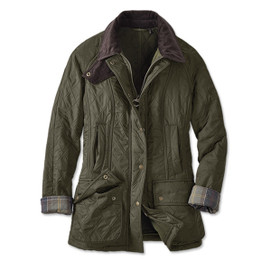 Barbour Women's Polarquilt Beadnell Jacket - Olive