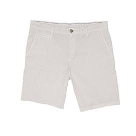 Johnnie-O Neal Stretch Cotton Twill Shorts - Stone