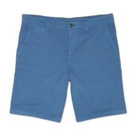 Johnnie-O Neal Stretch Cotton Twill Shorts - Atlantic Blue