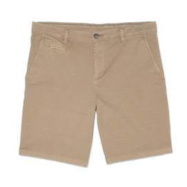 Johnnie-O Neal Stretch Cotton Twill Shorts - Khaki