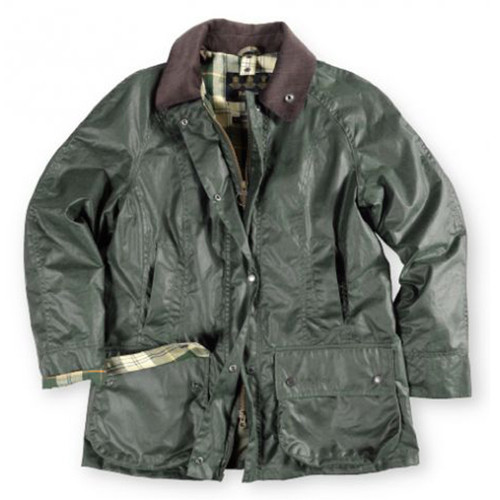 Barbour Jacket Waxed Cotton