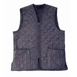 Barbour Polarquilt Vest/Zip-In Liner - Navy