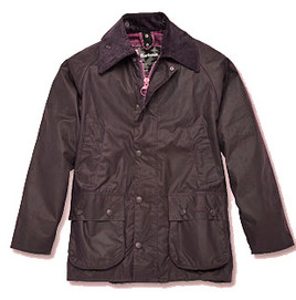 Barbour Bedale Waxed Cotton Jacket - Rustic