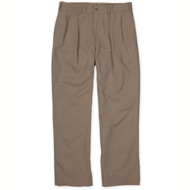 Bills Khakis Relax Fit M1P Pleated Original Twill Pants - Core Colors