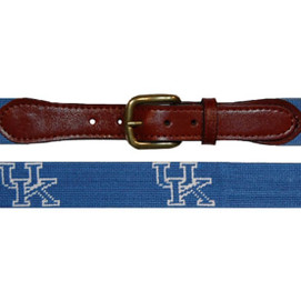 Smathers & Branson University of Kentucky Needlepoint Belt