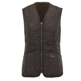 Barbour Women's Fleece Betty Interactive Liner - Brown