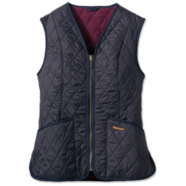 Barbour Women's Fleece Betty Interactive Liner - Navy