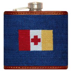 Smathers & Branson Kappa Alpha Flask