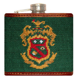 Smathers & Branson Phi Kappa Psi Flask
