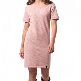 Southern Proper Women's Tee Dress - Rhubarb