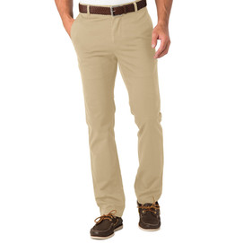 Southern Tide Skipjack Trim Fit Pants - Khaki