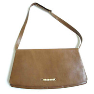 Vintage 1960s Saks Fifth Avenue Carmel Leather Purse