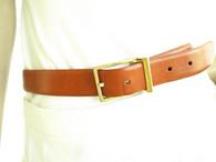 Vintage Christian Dior Caramel Belt